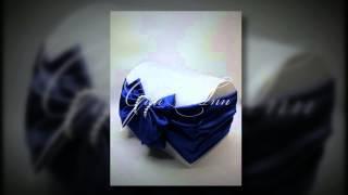Свадебный сундучок для денег Gilliann Pearl in Blue BOX045