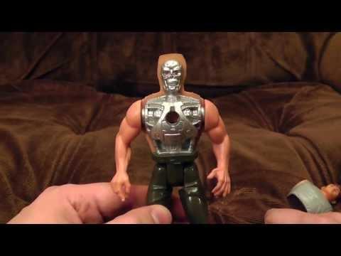 Terminator, Robocop and Batman Figures | Ashens