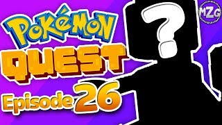 MY FIRST LEGENDARY POKEMON! - Pokemon Quest Gameplay Walkthrough - Episode 26 - World 12 Training!