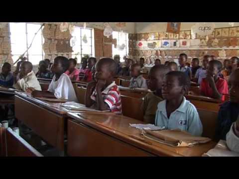 Rebuilding Education in Zimbabwe