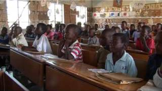 Rebuilding Education in Zimbabwe