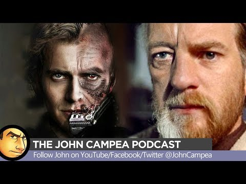 Obi-Wan Movie: Will Hayden Return As Vader In It - The John Campea Podcast