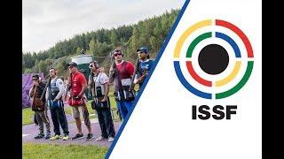 Trap Men Final - 2017 ISSF World Championship Shotgun in Moscow (RUS)