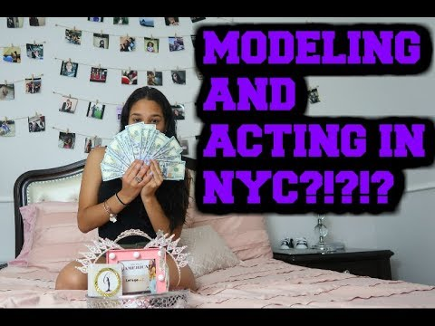 I EARN HOW MUCH BEING A MODEL ?!?!  -  Q&A