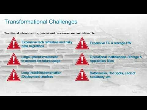 Comment moderniser son datacenter avec le stockage Software Defined