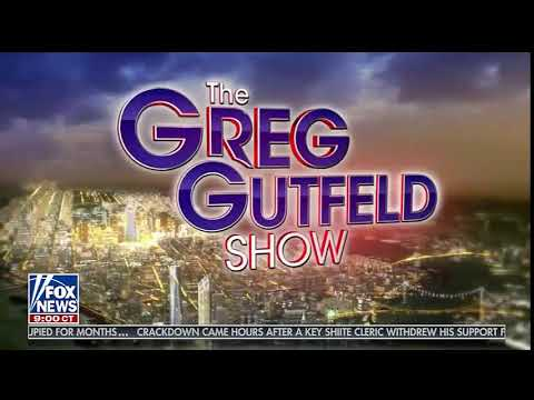 T­h­e G­r­eg Gutfeld Show 1/25/20 FULL | Fox News Show | January 25 2020