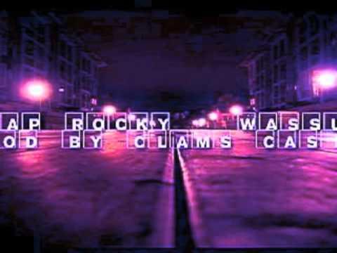 ASAP Rocky - Wassup (Screwed & Chopped by Slim K) (DL inside!)