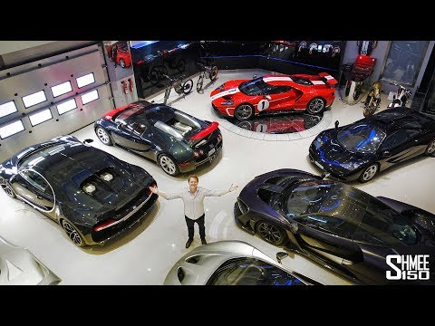 THIS Bahrain Supercar Collection is the Best in the WORLD!