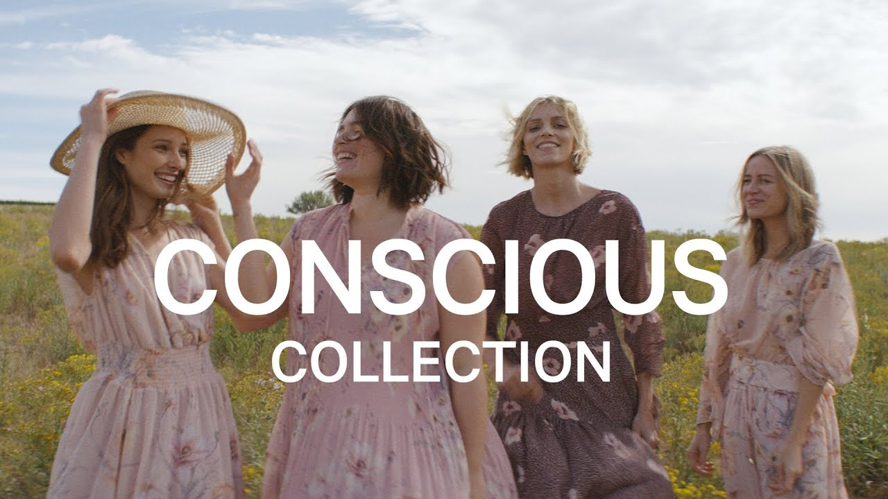 501f03aa1db63 H&M Conscious Collection 2019: Dress for a sustainable fashion ...