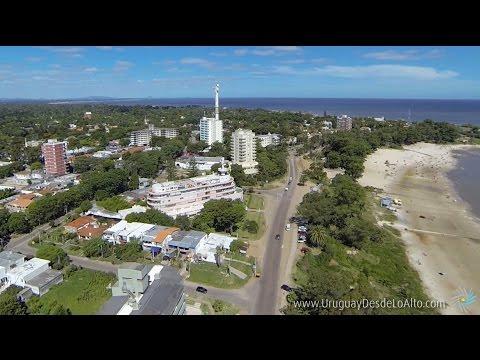 Video aéreo de Atlántida, Canelones, Uruguay Desde Lo Alto