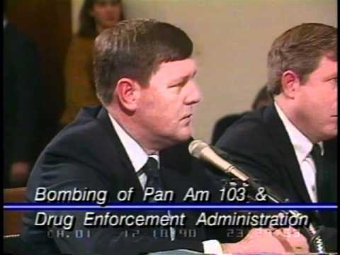 Pan Am Flight 103 and Drug Enforcement