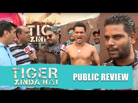 Tiger Zinda Hai | Public Review | Salman...