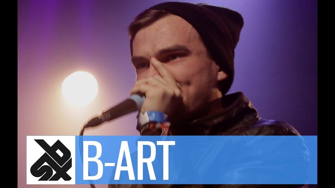 B Art: Beatbox All-Stars Show Battle 15'