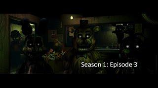 - 5 ночей с Фредди 3 Five night at Freddy s 3 S1 Ep 3