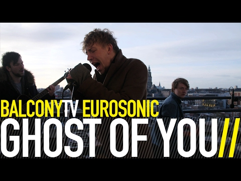 GHOST OF YOU - HERMAPHRODITE (BalconyTV)