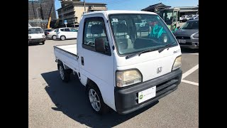 For sale 1999 Honda ACTY Truck 4WD Very clean vehicleGenuine low mileage17100km