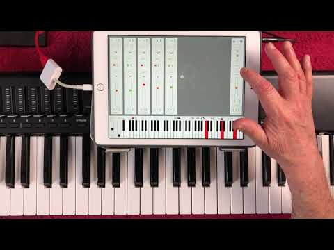LayR Synth Updated With NEW Arpeggiator Mode & More - iPad Demo