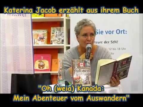 Lesung mit Schauspielerin Katerina Jacob, 16.Mai 2015, Stuttgart (Deutschland)