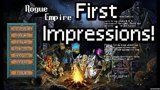 Rogue Empire - First Impressions! (Early Access)
