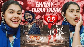 Emiway-Tadak Padak Reaction   Kelaya Reacts   Rap Reaction