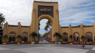 Universal Studios Florida 2020 4K Complete Walkthrough Tour | Universal Orlando Resort | 60FPS
