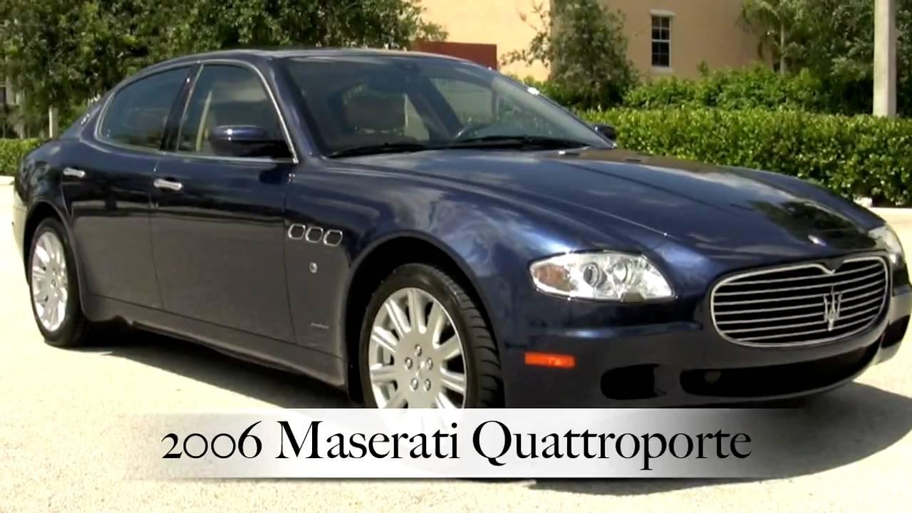 2006 maserati quattroporte neptune blue a2340 youtube. Black Bedroom Furniture Sets. Home Design Ideas