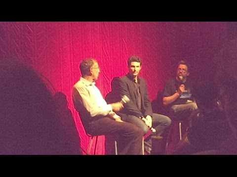 Data Retention Q&A with Scott Ludlam at CITIZENFOUR Melbourne Screening