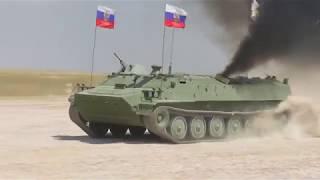 «Мастера артиллерийского огня-2018»: финальная эстафета