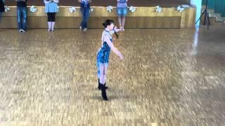 Clarissa Schneider-Wirsching Cha Cha Cha @ German World of Dance 2012 Wettbewerb Dancing Competition
