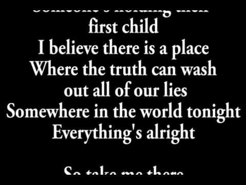 Altiyan Childs Somewhere In The World ( Lyrics) (New)