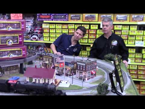 Mike Wolf Talks About O Scale Premier Specialty Model Train Sets