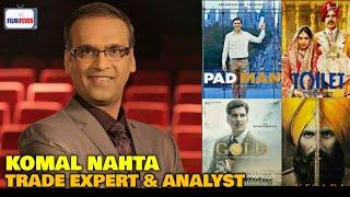 Why Akshay Kumar Films Don't Cross ₹200 Cr at Box Office? | Komal Nahta TRADE EXPERT REACTION