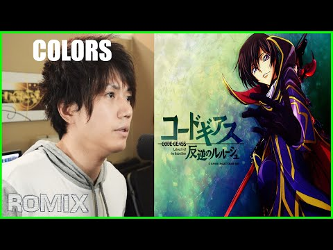 COLORS - Code Geass OP (ROMIX Cover)