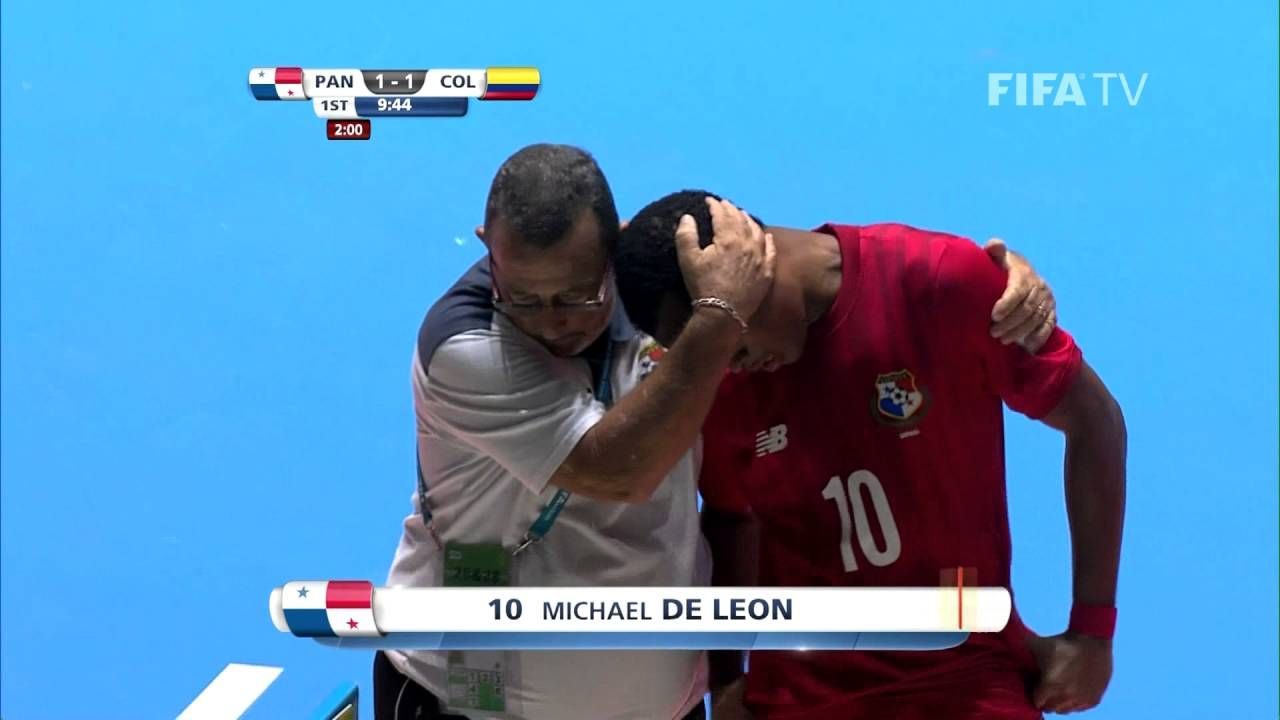 Video: Futsal Panama vs Futsal Colombia