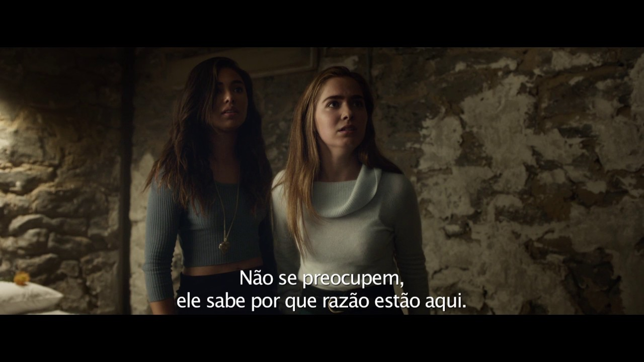 Fragmentado | Trailer Legendado PT (HD)