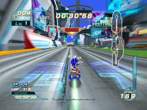 Sonic Riders PC Download