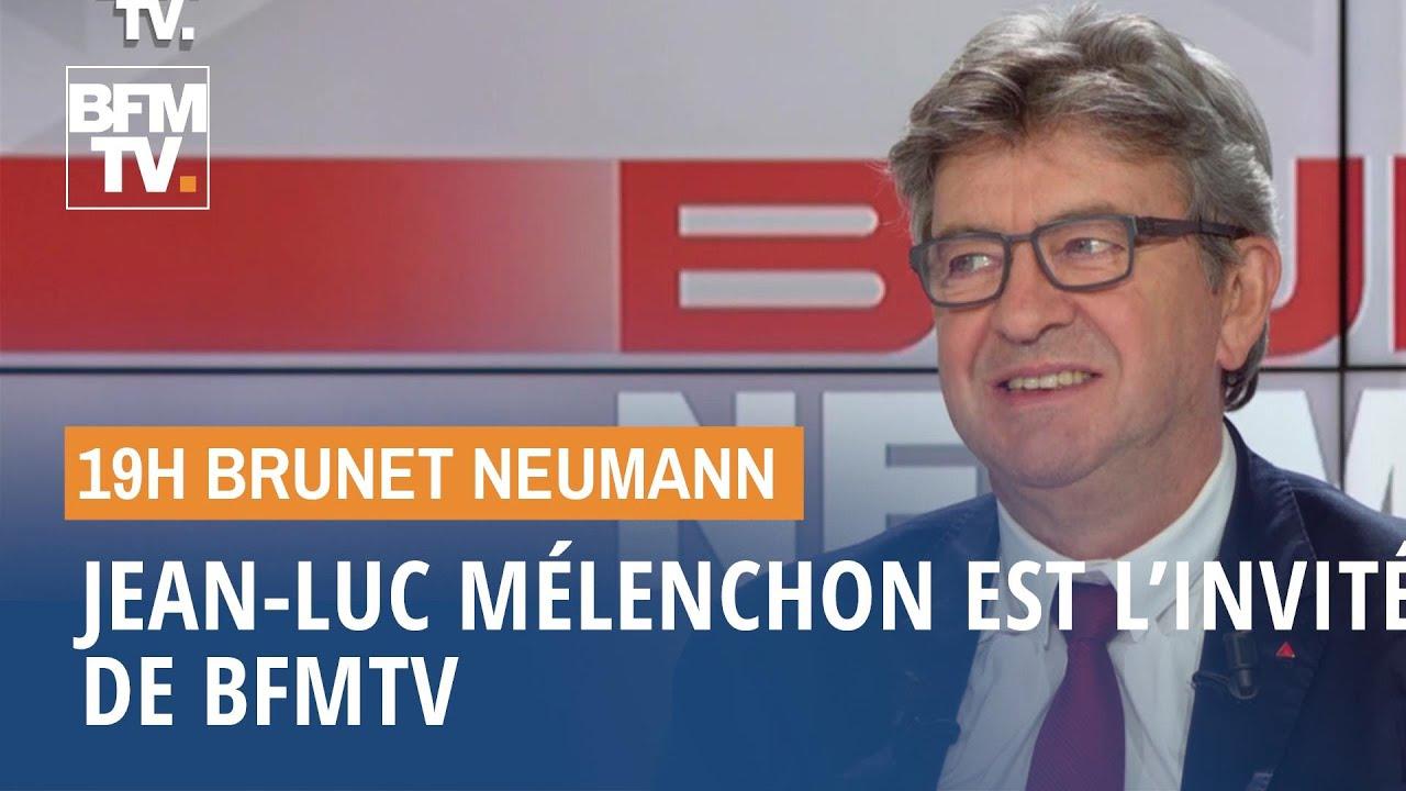 Jean-Luc Mélenchon est l'invité de BFMTV (2/2)