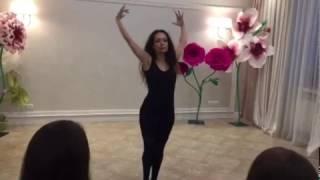 Приват танец выпуск 1 курс школы грации Орхидея