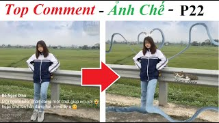 FUNNIEST PHOTOSHOP TROLLS - Top Comment (P 22) Funny Photos, Photoshop Fails, Memes