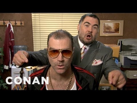 Schmecky & Schmecky: Gay Divorce Attorneys - CONAN on TBS