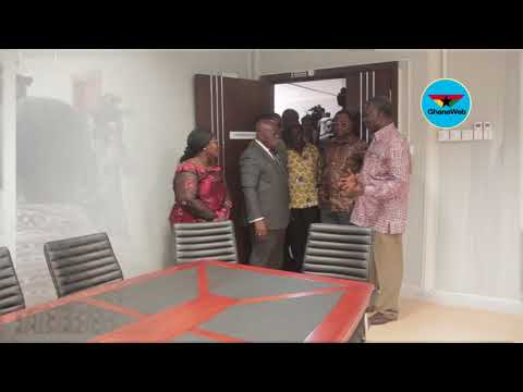 Akufo-Addo commissions office for Inter-Ministerial Committee on Illegal Mining