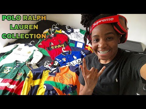 MY POLO RALPH LAUREN COLLECTION!