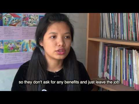 Forgotten Voices of Women Garment Workers Behind the Reform in Burma/Myanmar