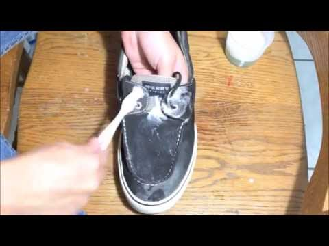 ASMR CLEANING #14 SPERRY