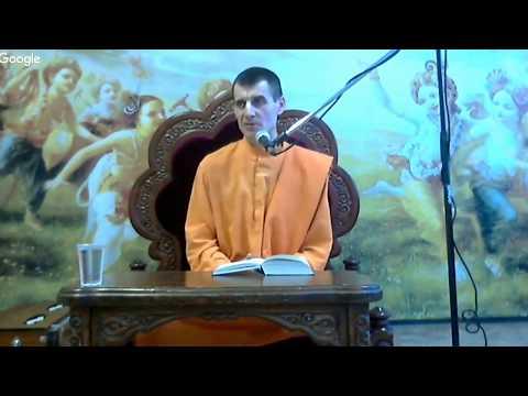 Бхагавад Гита 13.22 - Вальмики прабху