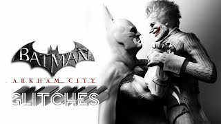 Batman Arkham City map GLITCHES
