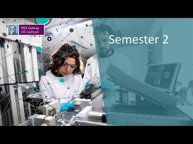 MSc Clinical Research webinar recording from Virtual Postgraduate Open Day, November 2020.