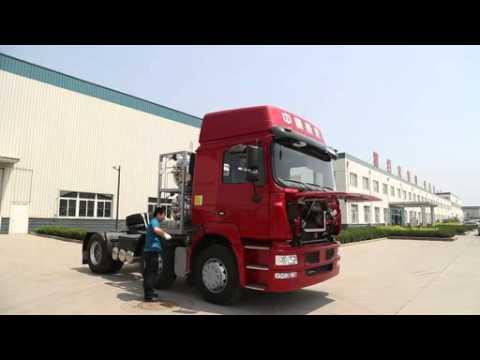 SINOTRUK CNG LNG ENGINE REPAIR