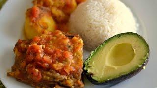 Receta de Sobrebarriga En Salsa | Cómo Hacer Sobrebarriga en Salsa Criolla | SyS