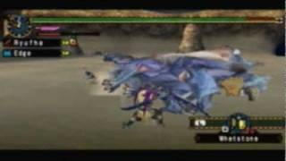 Ryufhe The Monster Hunter 11: Lunastra